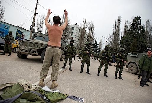 Krimin Semferpol / Genya Savilov / AFP / Lehtikuva.