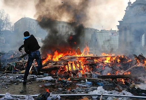 """Kuva, Iltalehden verkkosivut: """"Ukrainan palo uhkaa Eurooppaa"""""""
