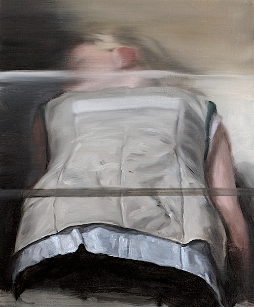 Michael Borremans: The Case (2009)