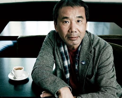 Haruki Murakamin kuva: Gasper Tringale