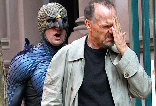 Birdman / Michael Keaton.