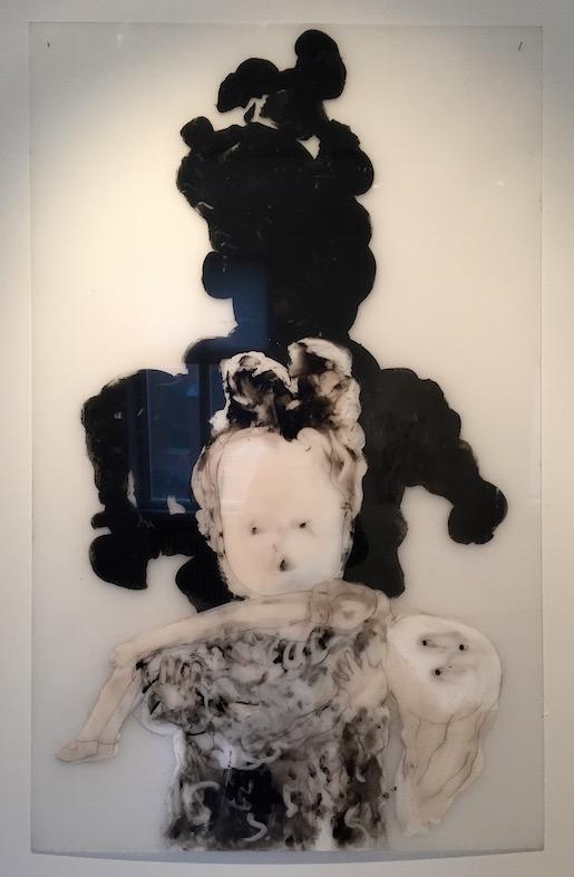 Kirsti Tuokko: Äiti, tytär ja nukke, 2014