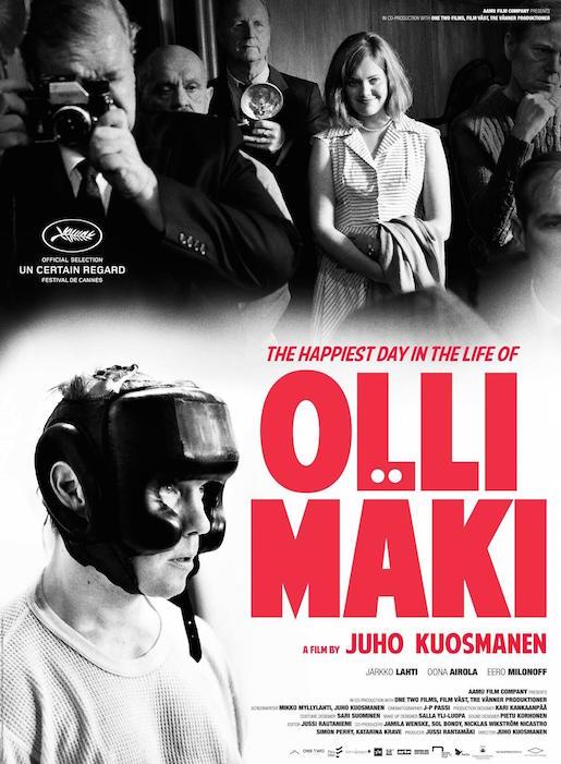 Hymyilevä mies, Suomen ensi-ilta 20.8. Valtakunnallisissa elokuvateattereissa 2.9.