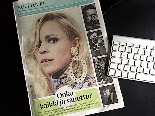 Helsingin Sanomat 13.7.2016