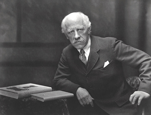 Fridtjof Nansen, kuva: Wikimedia