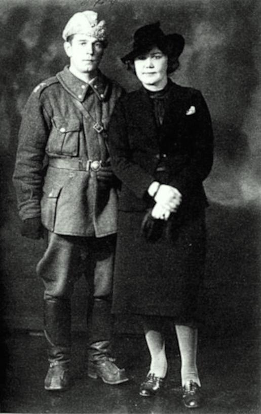 Yrjö ja Kirsti Jylhä 1939